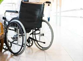 障がい者の方の治療
